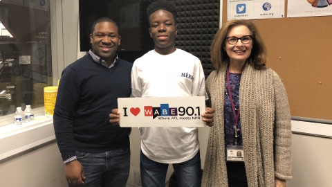 AMP Talks Mexico on WABE 90.1 FM's City Lights with Lois Reitzes