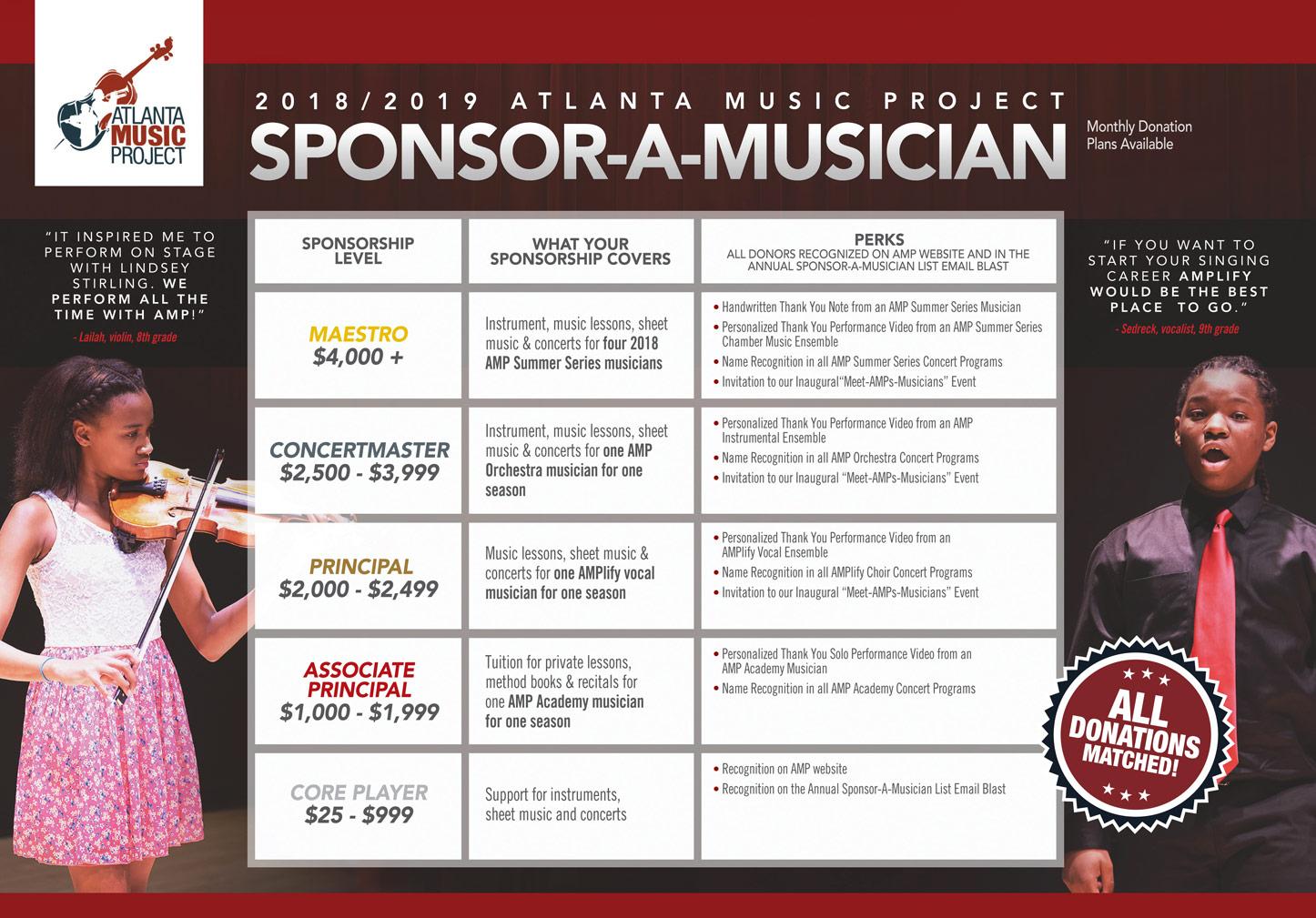 sponsor-a-musician 2018