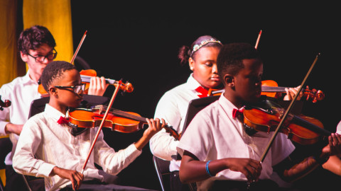 Atlanta Music Project Named a National Arts and Humanities Youth Program Award Finalist