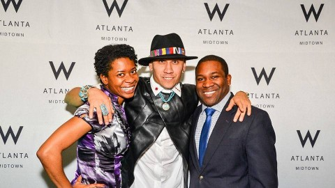 Black Eyed Peas' Taboo Performs at W Atlanta – Midtown Hotel, Announces Plans to Partner With Atlanta Music Project To Raise Awareness