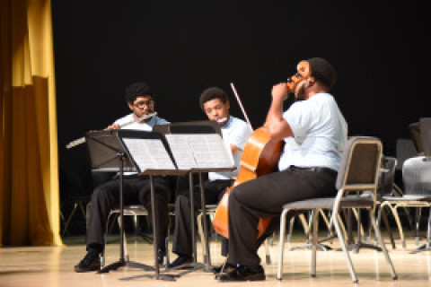 Atlanta Music Project Selected As PlayUSA Grant Recipient