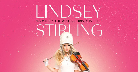 AMP to Perform with Electronic Violinist Lindsey Stirling