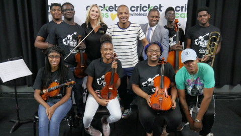 AMP Musicians Join T.I. for NPR Tiny Desk Performance