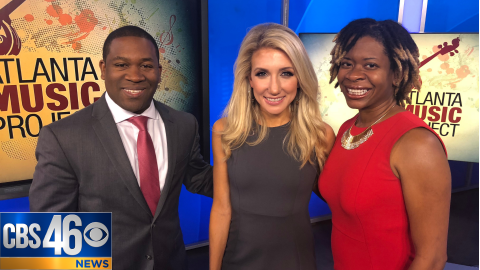 WATCH: AMP Directors Visit CBS46 Atlanta