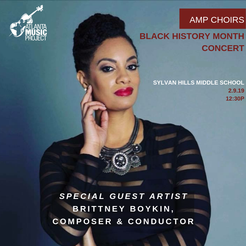 7th Annual AMP Choirs Black History Concert – 2 9 19 – The