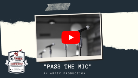 AMP Premieres its First Virtual Performance, Pass The Mic!