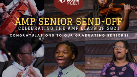 Congratulations to the AMP Class of 2021!