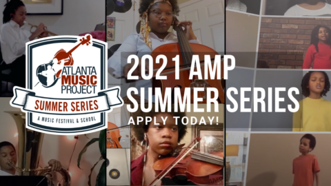 Applications Now Open for 2021 AMP Summer Series!